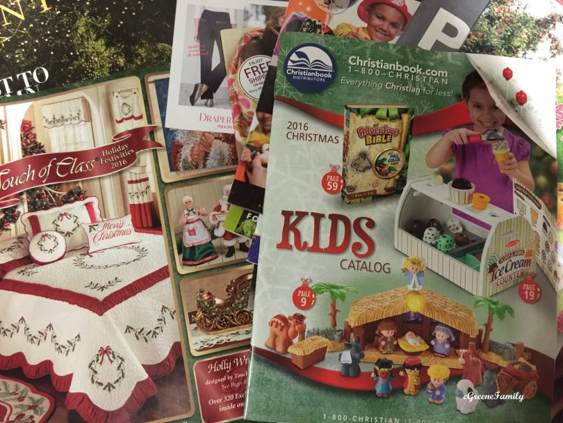 Catalogs and Bible